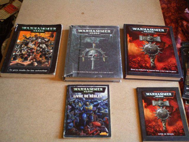 Warhammer 40 000 Fan Site Page Sans Titre
